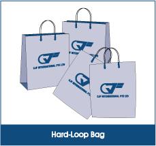Hard Loop Bag